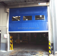 automatic rapid roll up door inner shutters