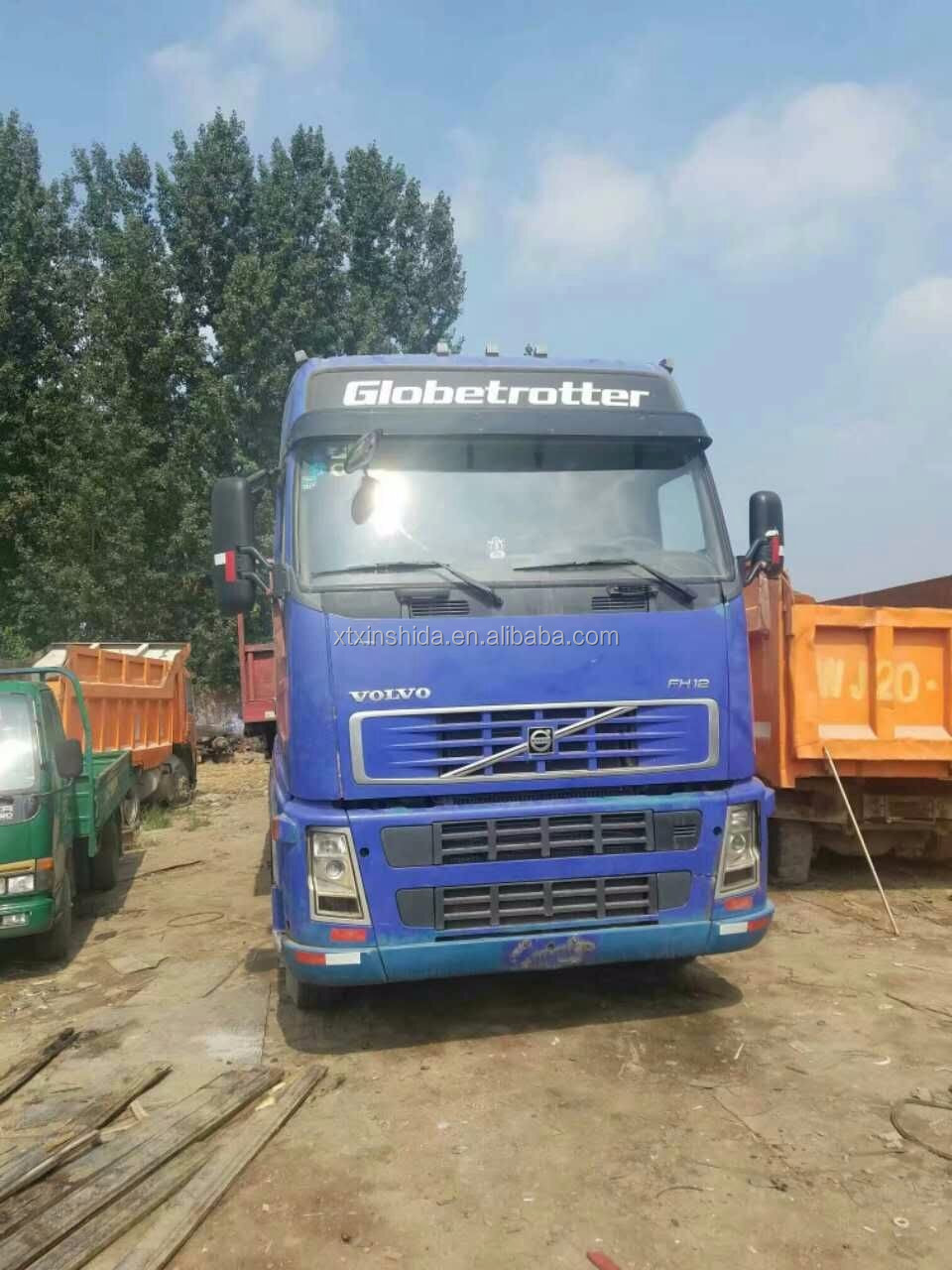 Used VOLVO truck FH12 420HP for sale