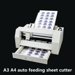 Automatic Digital Adhesive Label Die Cutting Machine, Label Die Cutter