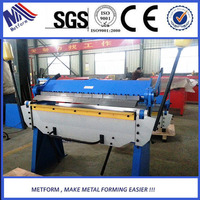 Portable Manual Duct Edge Folding Machine with European design