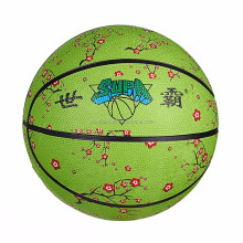 Factory Wholesale spalding rubber basketball Own factory