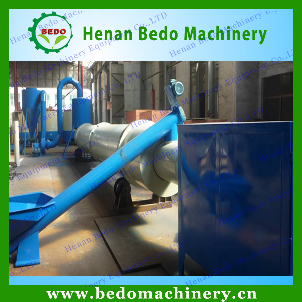 2015 the most popular leaves dryer /wood chips dryer /sawdust rotary drum dryer 008613253417552