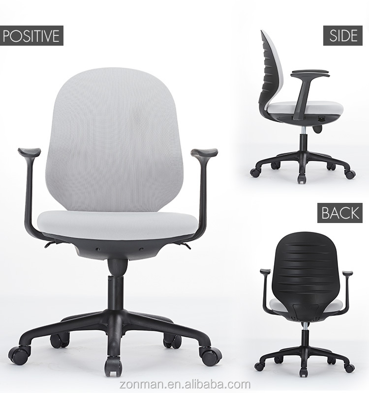 True Designs White Chair , Modern Office Chair Made In China