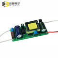simple ac dc power supply 15w 1000ma Isolated LED Candle Light driver