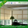 Construction Customized Ready Made Indoor motorized ready made roller blinds /Electric roller blinds