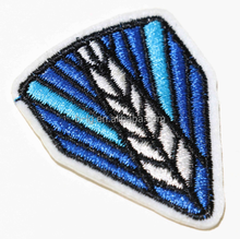 Customized embroidery designs patches for baby garments