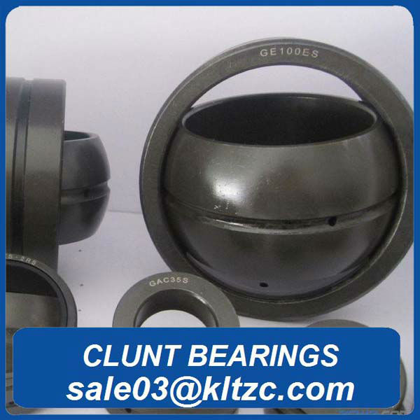 Axial load bearing rod end GE8C