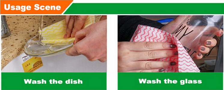 daily use dry cleaning wipes