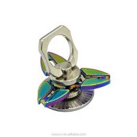 New Colorful Rainbow Metal Alloy Fidget