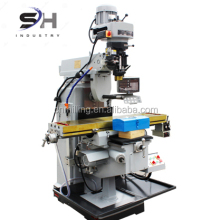 Famous universal milling machine Brands With Latest Price List
