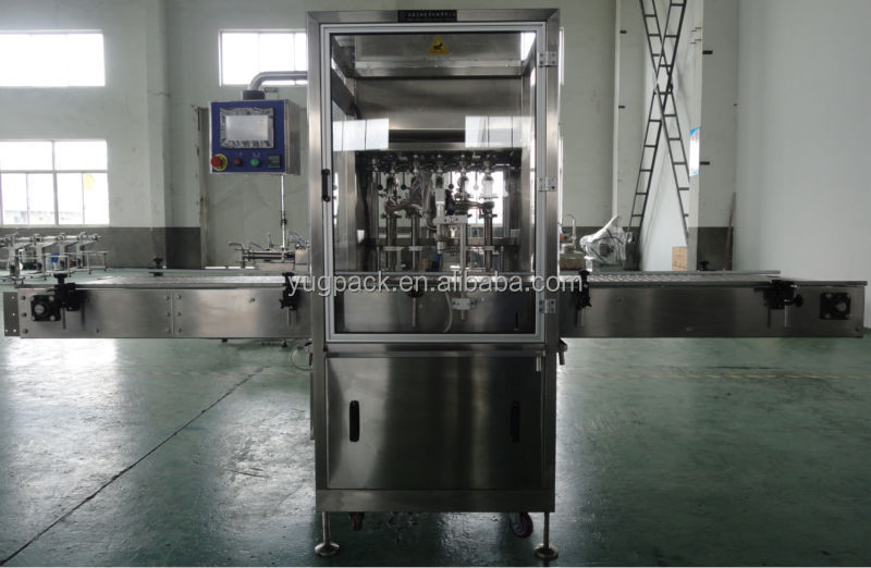 YGF-12L/500 Automatic Milk filling and Machine