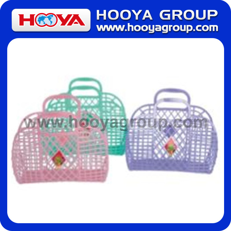 28*12*24CM Folding Basket With Handle