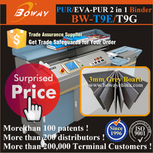 BOWAY pur No any page fall off book binder office and school supplies manila