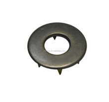 Wholesale OEM metal prong snap button for garment accessories clothing