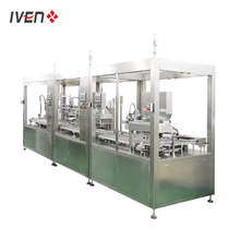 Assembly machine for PET vacuum blood collection tube