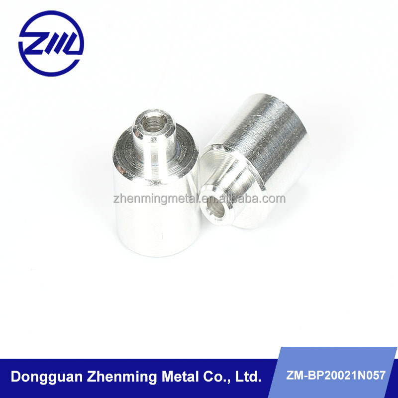 Cnc work aluminium part Textile Machinery Parts