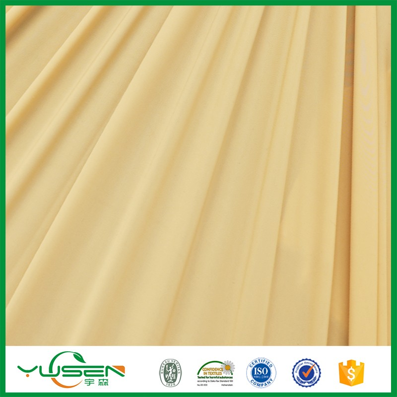 Knitted customized home textile Polyester Material Stretchy
