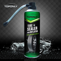650ML Tire sealant and inflator spray