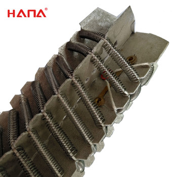 HANA dc heating element/mica heater frame/mica parts for warmer