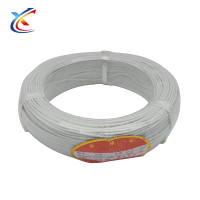 China online 3 core 2.5mm copper multi strand single core cable 12awg Silicone Rubber Wire