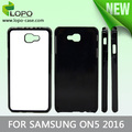 New design Sublimation 2D PC cover for SAMSUNG ON5 2016