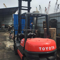 Used Toyota Forklift Truck 3ton 6FD30