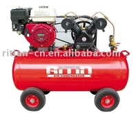 Honda power gasoline engine driven piston air compressor 5.5HP