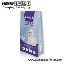 1.8KG Quad seal packaging bag PET Food standing pouch Y1647