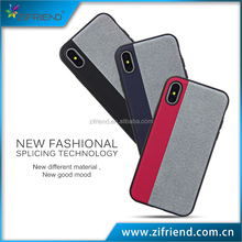 Zifriend fashion Design leather phone cover for i8 hot sale leather case for iphone 8