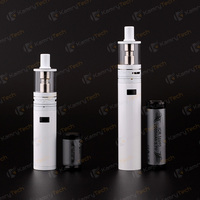China wholesale e cigarette kamry x6 plus high end 304 stainless steel support 0.1ohm