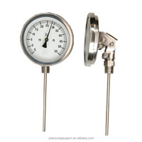 High quality Exact instrument high quality bimetal thermometer