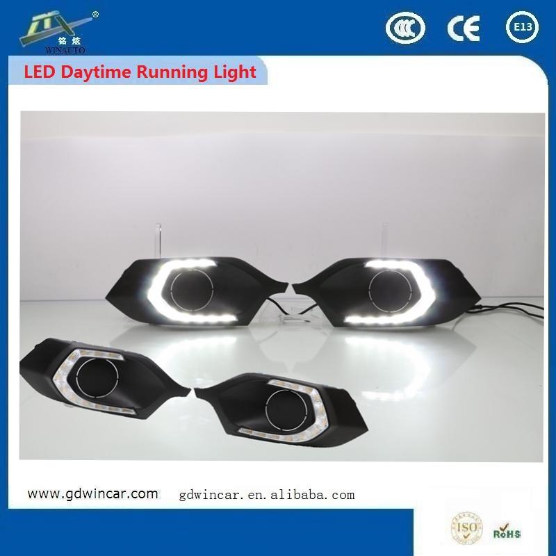 Auto Light Bulb Offroad High Bright Drl Daytime Running Light Bar For <strong>Cars</strong> p13w For New <strong>Mitsubishi</strong> Pajero Sport