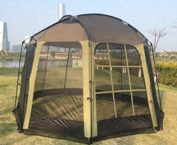 8 Person Large Portable Gazebo Tent Beach tent  for Sale