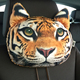 High Quality Car Seat Back Support Cushion Head Neck Headrest Pillow