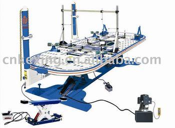frame puller machine
