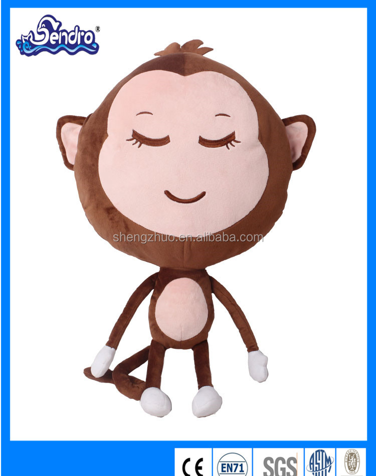 customized monkey for 2016 new year festival