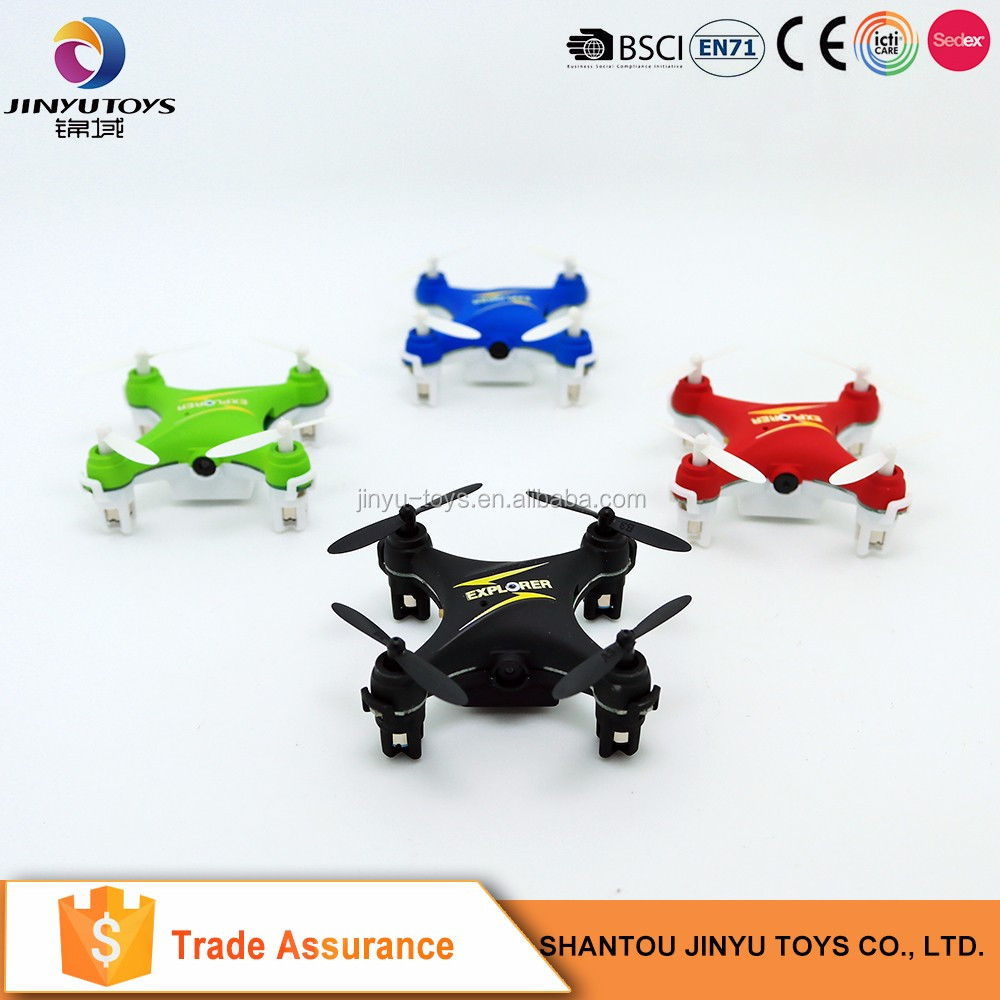 Childrens toys OEM 360-degree mini drone mini rc quadcopter helicopter