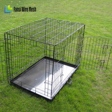 Heavy Duty Cage Pet Dog Cat Barrier Fence Exercise Metal Play Pen Kennel 8 Panel