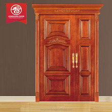 modern exterior door front double door wood furniture