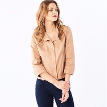 2017 spring autumn women fashion outerwear female coats jacket Female Jacket Manufacturers