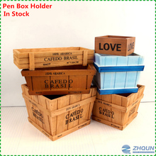 Celebration househould daily use product cheap wood empty box