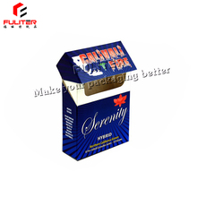 Top sale high quality pretty popular paper e cigarette case