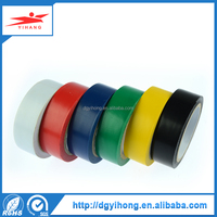 2017 Newest Product Customized Heat Resistant Colorful 3M PVC Electrical Ductwork Insulation Tape