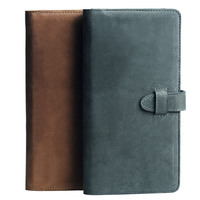 Phone Protective Cover Mobile Leather Wallet Case ,Plain Smooth Top Train Phone Case For iphone 6/6s/6 plus