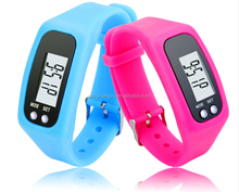 Smart 2D Silicone Bracelet Wristband Pedometer