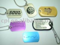 DOG TAG, Metal Tag, Aluminium Tag, Pendant, Charm, Military Tag, Hanging Tag, Promotion Tag, Name Badge, Luggage Tag, Iron Tag