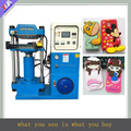 factory sell energy saving automatic woven label making machine bag logo maker equipment