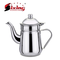Beautiful Design Stainless Steel Royal Court Tea Kettle