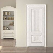 hot sale modern solid wood door Malaysia design solid wooden door