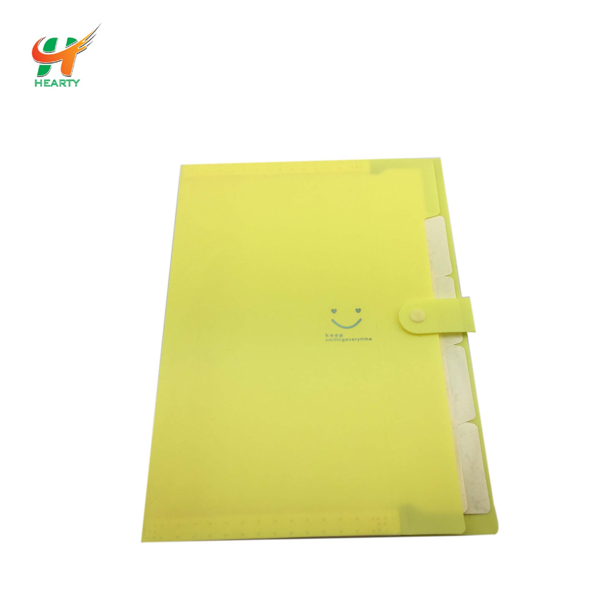 Wholesale Top Quality Eco-Friendly Paper file Folder with Custom Logo for Christmas Promotion